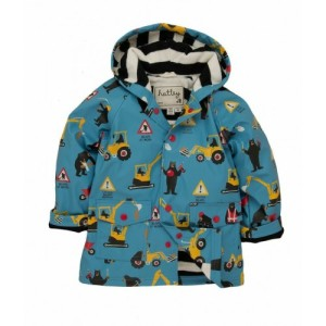 hatley rainwear boys bears at work raincoat-500x500
