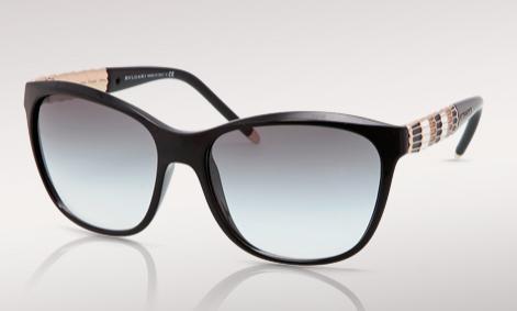 Bvlgari Serpenti Butterfly Sunglasses