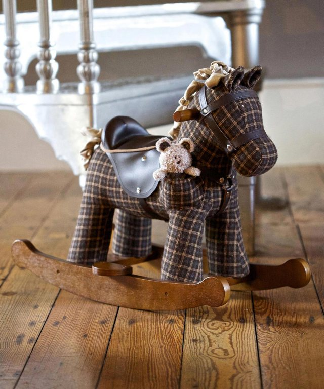 Rufus and Ted, Infant Rocker, £120