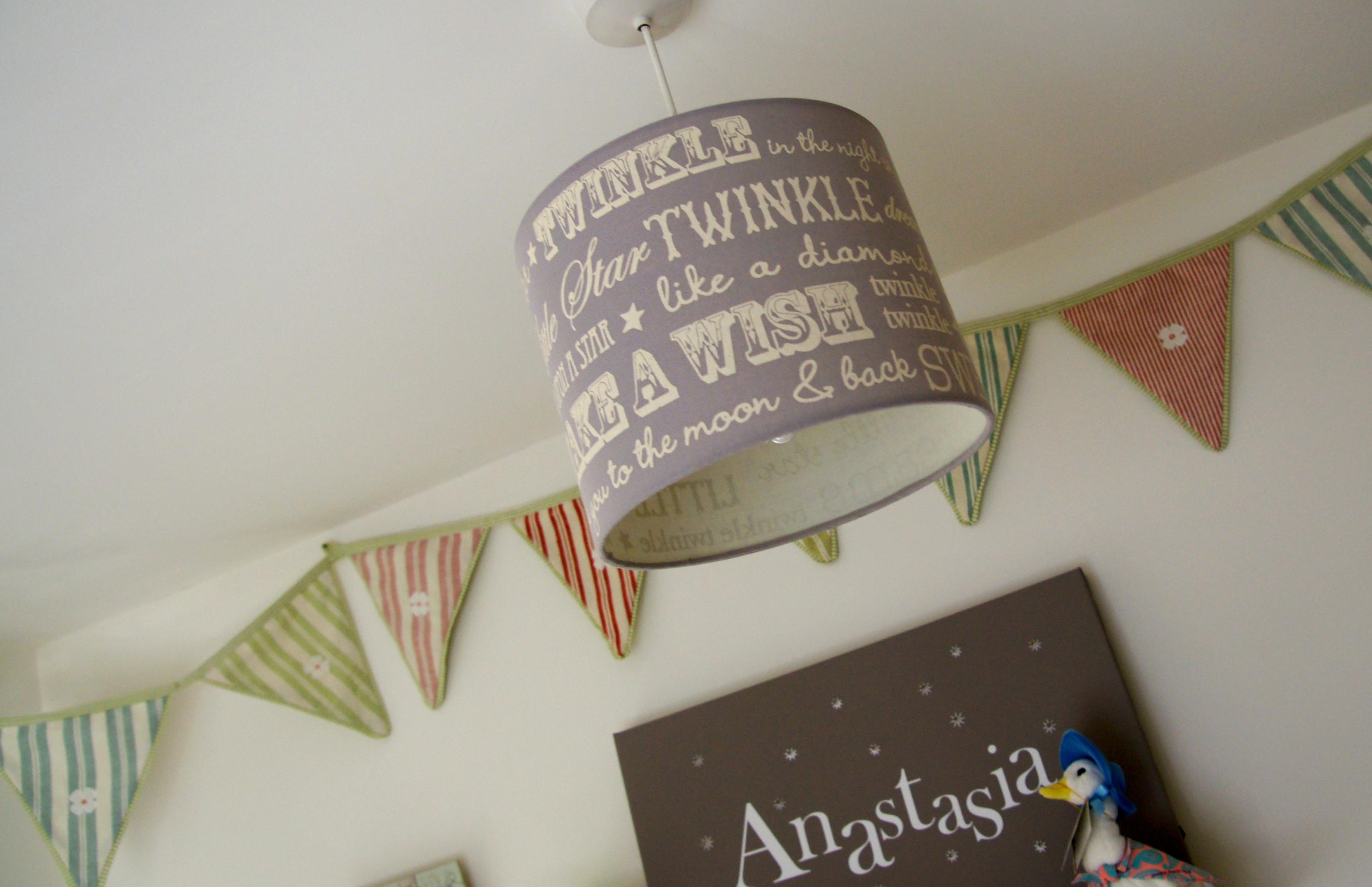 Lampshade Nursery Accessory Millie /& Boris Mamas /& Papas